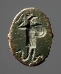 Abraxas. Egyptian-Roman amulet, 100-400